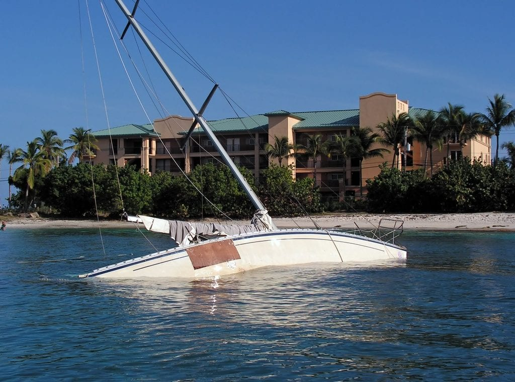Marine Salvage Attorney | Tampa | 888 Boat Law | Frank Butler