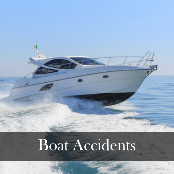 Boat Accidents