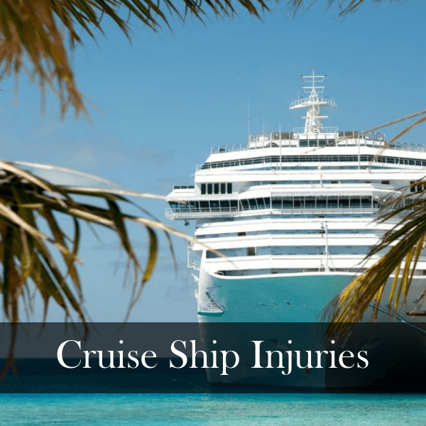 Cruise Ship Injuries